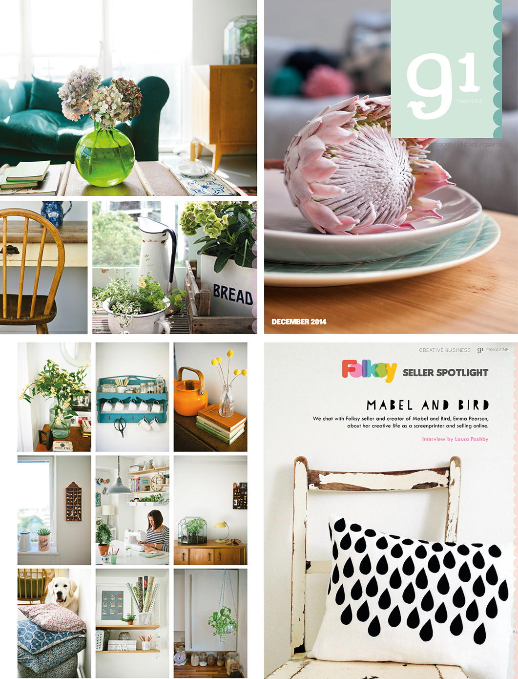 91 magazine giveaway, katy orme, apartment apothecary, mabel and bird, competition