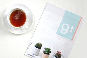 Win the print edition of 91 Magazine!