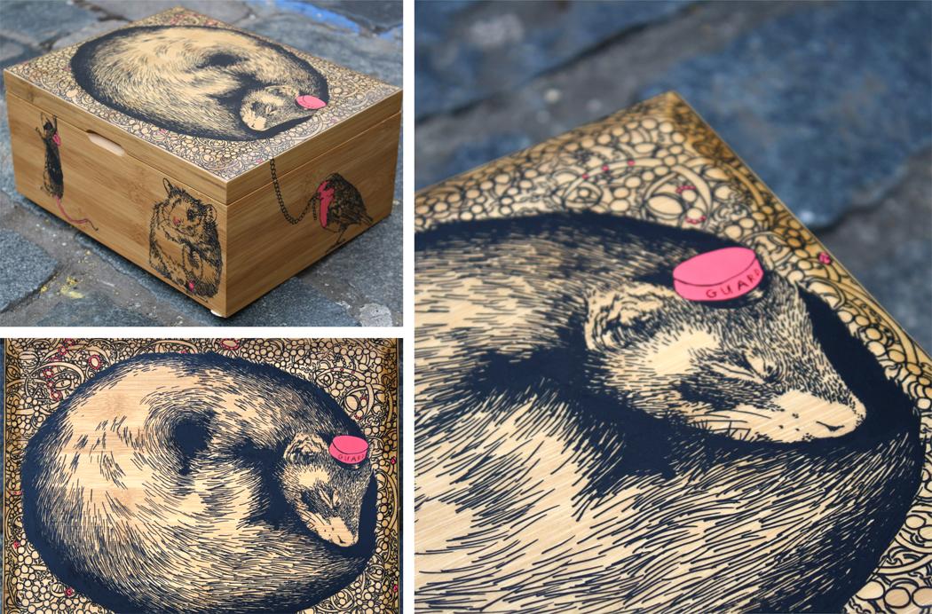 jimbob box, auction