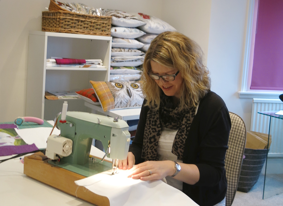 Liz Whiteside, interview, Newcastle designer, studio