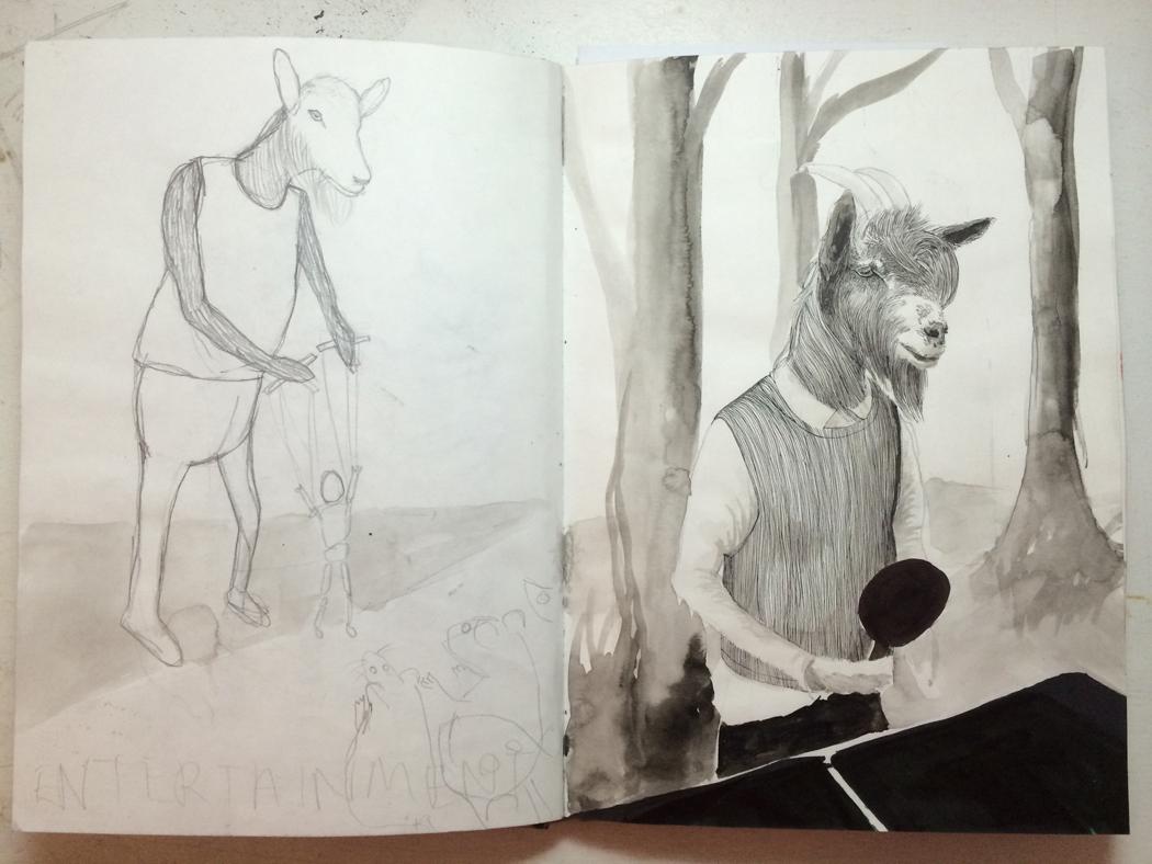 jimbob art, jimbobart, sketchbook,