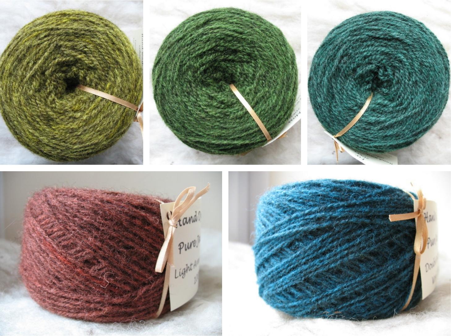dyed yarns, knitting yarns, uk, hand dyed, tavistock,