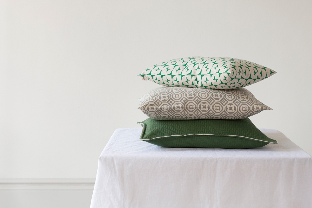 Akin and Suri, photographing cushions, product shots, photography tips