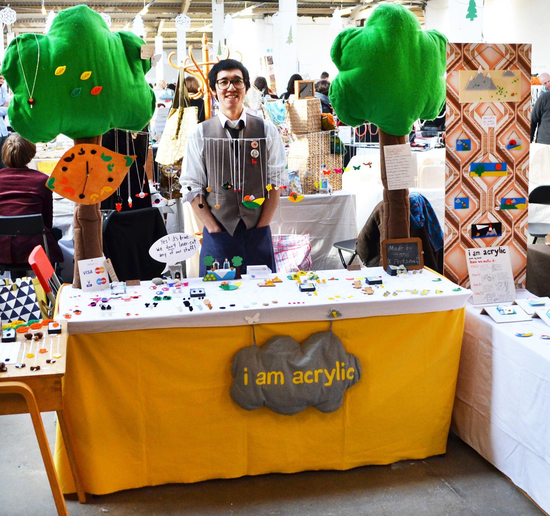 craft fair display ideas, jewellery display