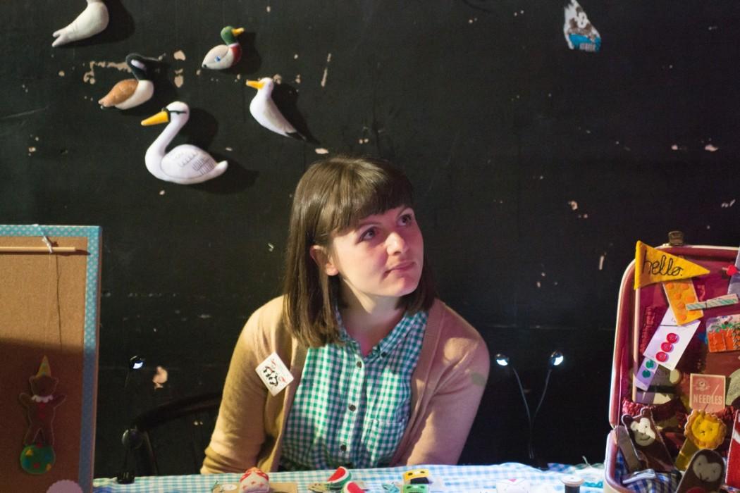 Amy Panda, Craftacular, BUST