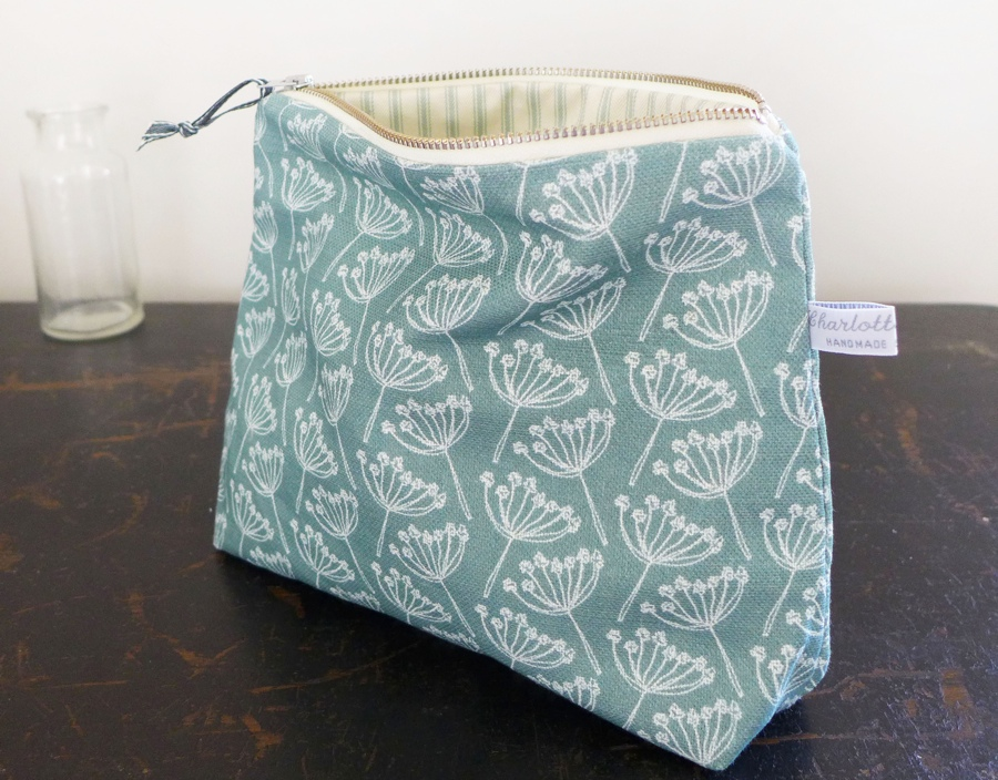 cow parsley purse charlotte macey