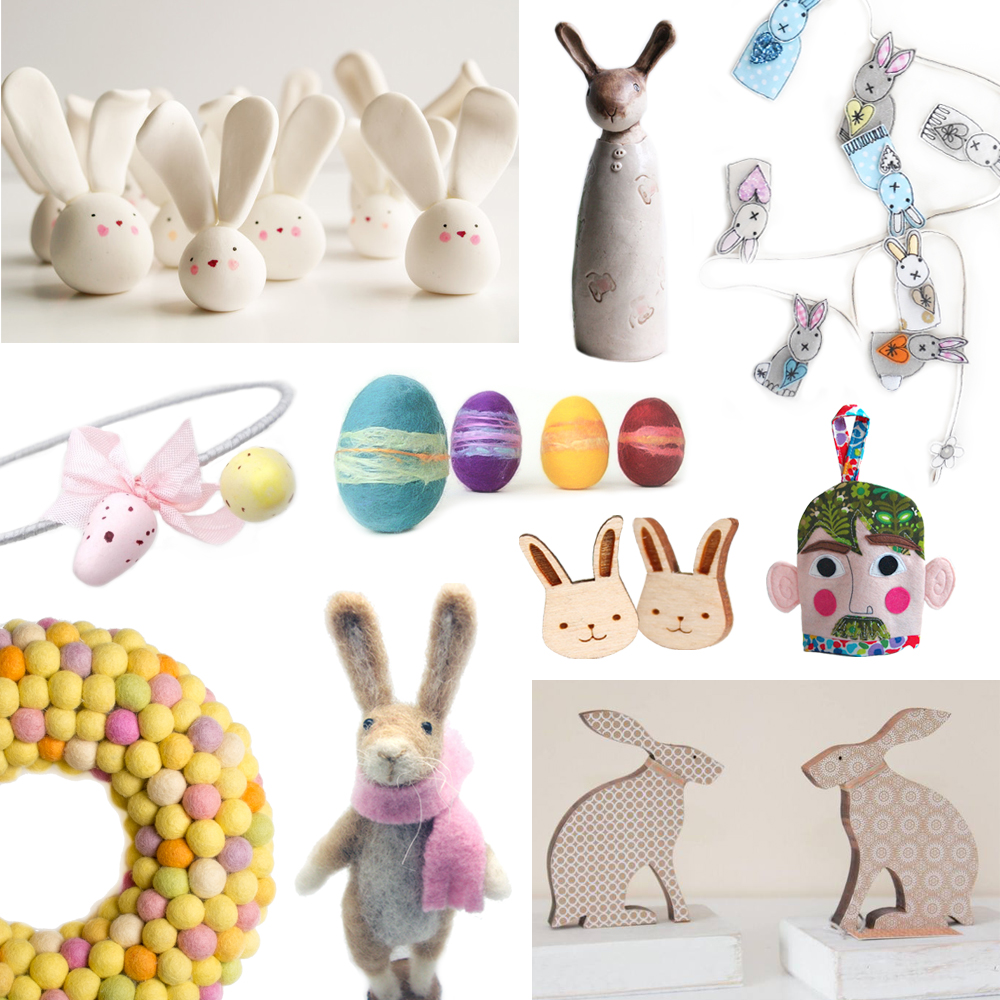 Ideas for a Handmade Easter