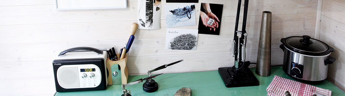 Folksy designers in their studios