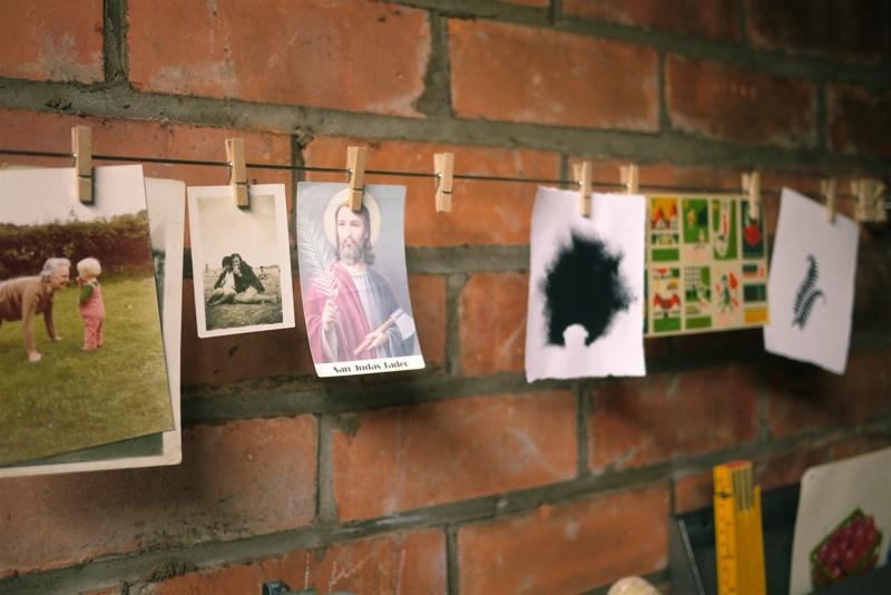 sianuska studio tour, sian kellaway interview, screen printing studio, studio inspiration