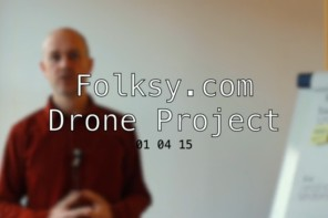 Folksy announces drone delivery programme