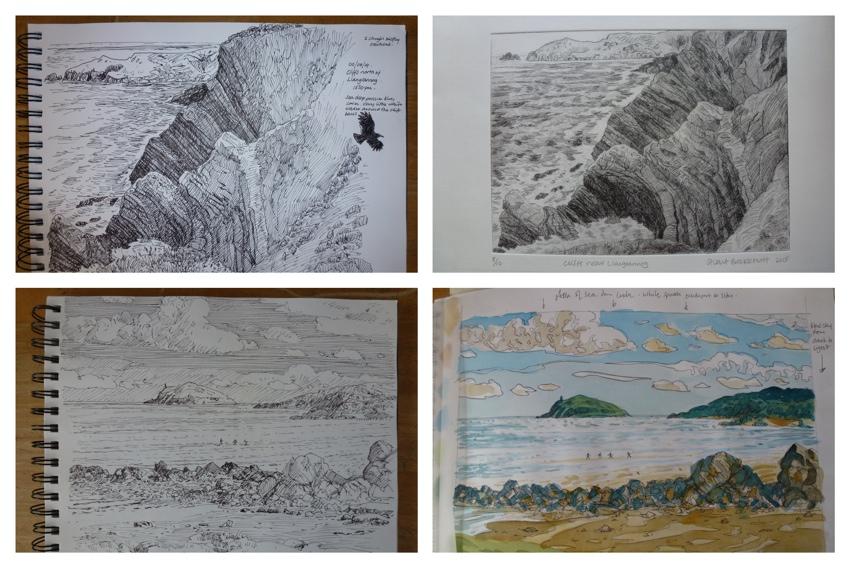 stuart brockelhurst sketches