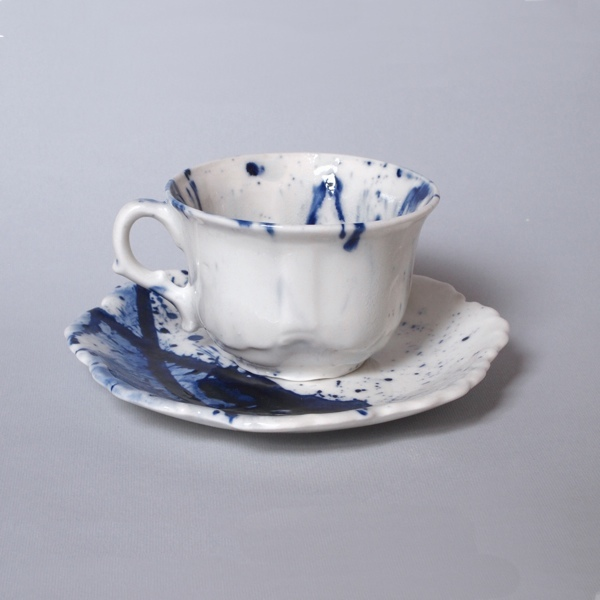 glazed and confused teacup
