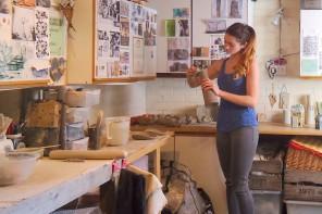 Charlotte Hupfield: handmade ceramics inspi
