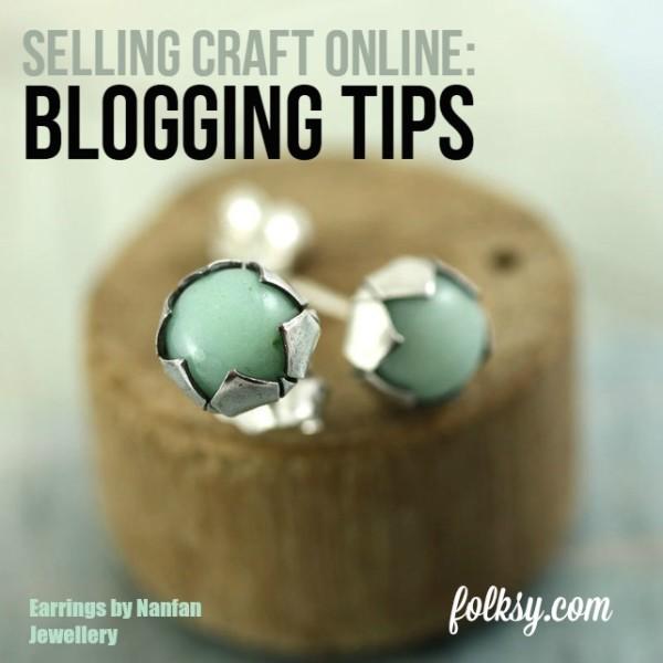 craft blogging tips