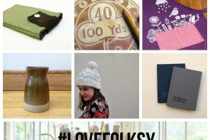 Giveaway! Celebrating 7 years of Folksy!