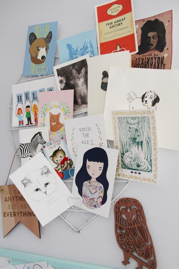 ladybird likes, British illustrators, wooden jewellery