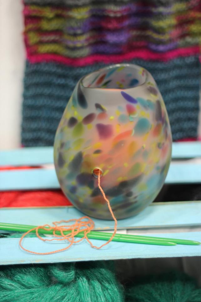 Catriona MacKenzie yarn bowl