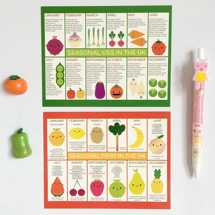 seasonal vegetable, asking for trouble, kawaii