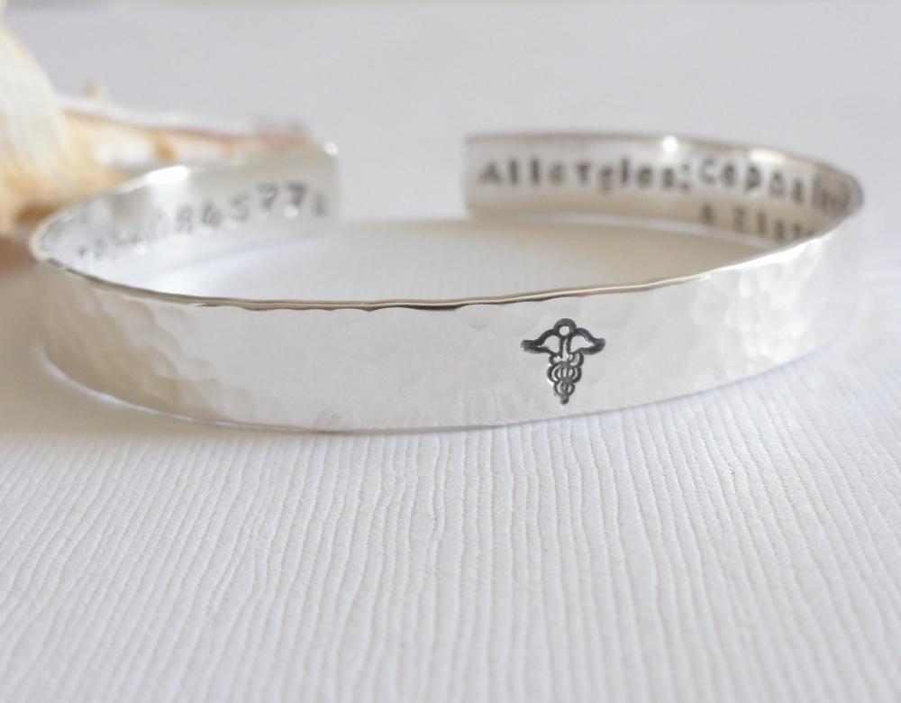 medical alert jewellery