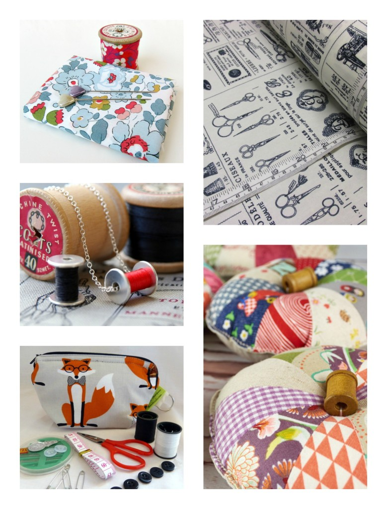 sewing gifts and supplies uk