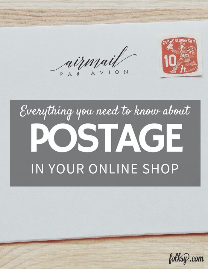 Everything you need to know about postage