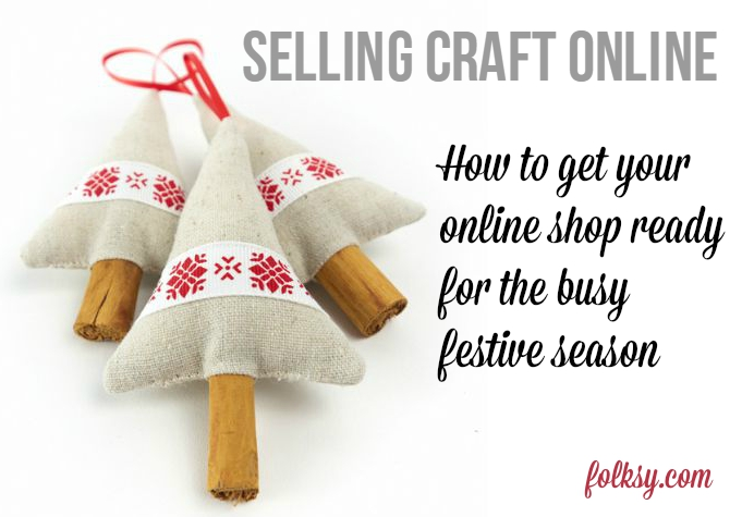 Get your online shop ready for the christmas rush for Free places to sell crafts online