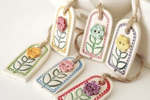 Dottery Pottery: colourful daydreams made in clay