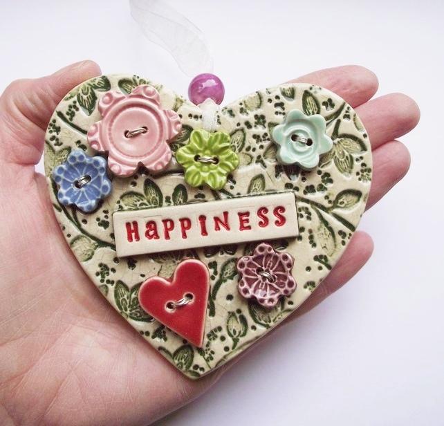 Happiness decoration