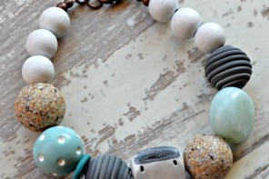 Ditsy Blue: handmade jewellery where each bead tells a story