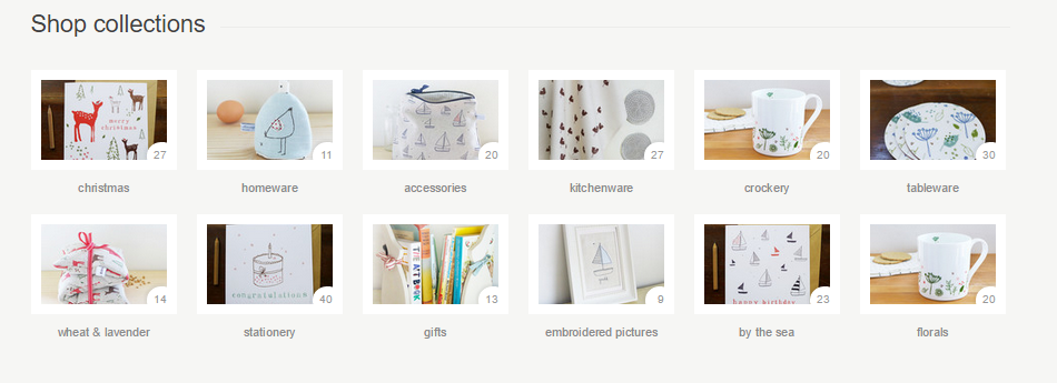 shop collections folksy