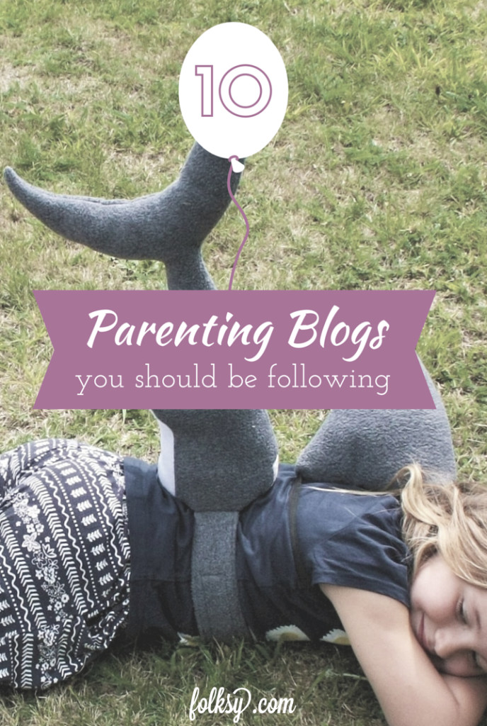 Top 10 UK Parenting Blogs you should be following!
