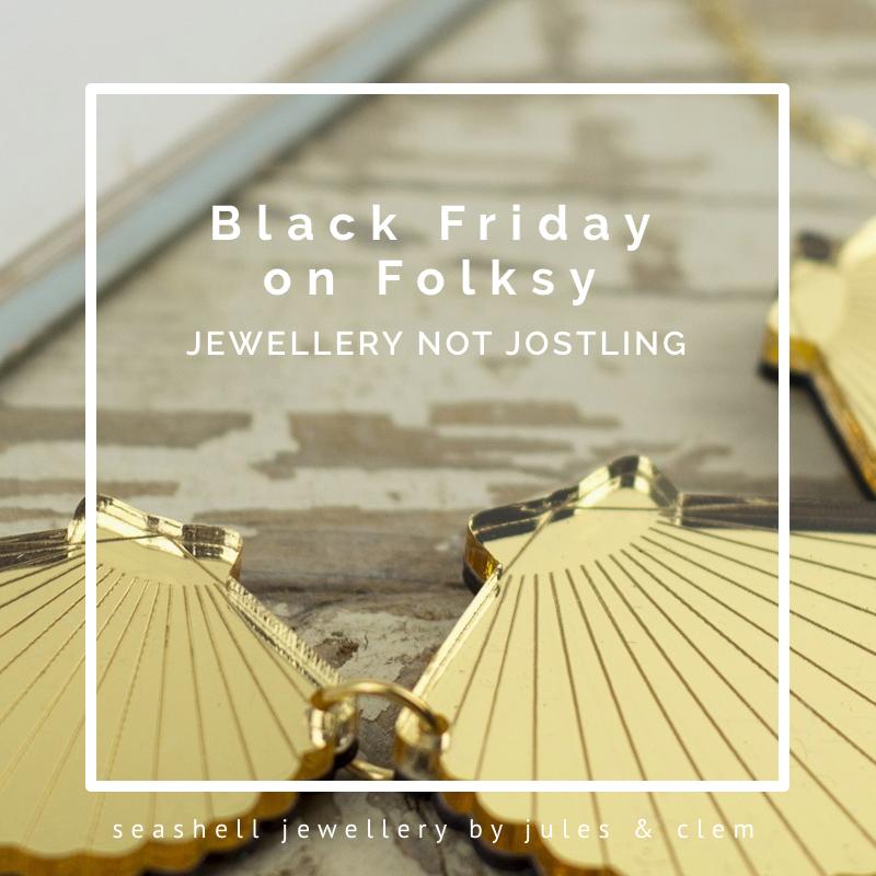 Black Friday Jewellery offers, handmade jewellery, Black Friday,