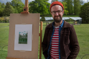 James Green: my time on Landscape Artist of the Year