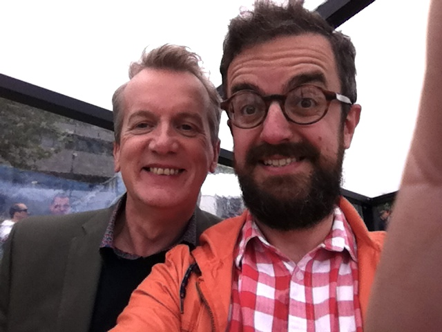 Frank Skinner, Sky Arts Landscape Artist of the Year