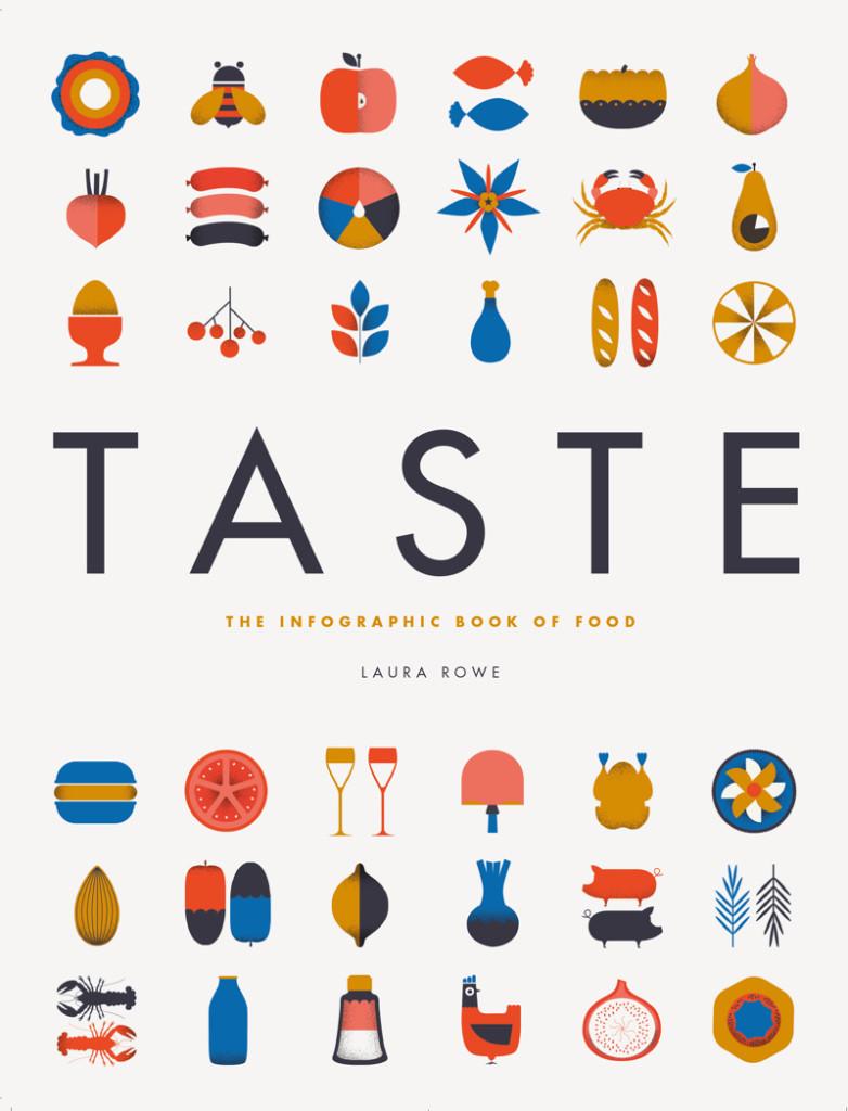Taste book, laura rowe, giveaway
