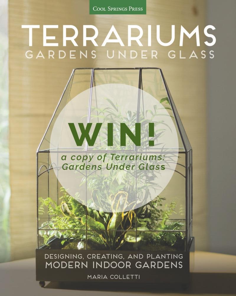 Terrariums book, competition