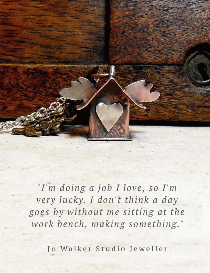 Jo Walker, Studio Jewellery