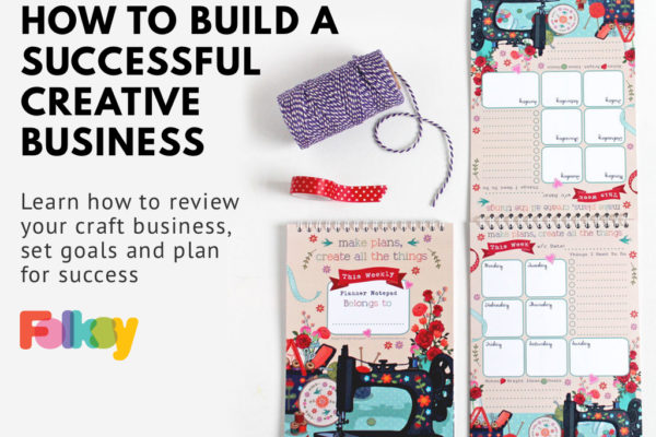 how to review your craft business