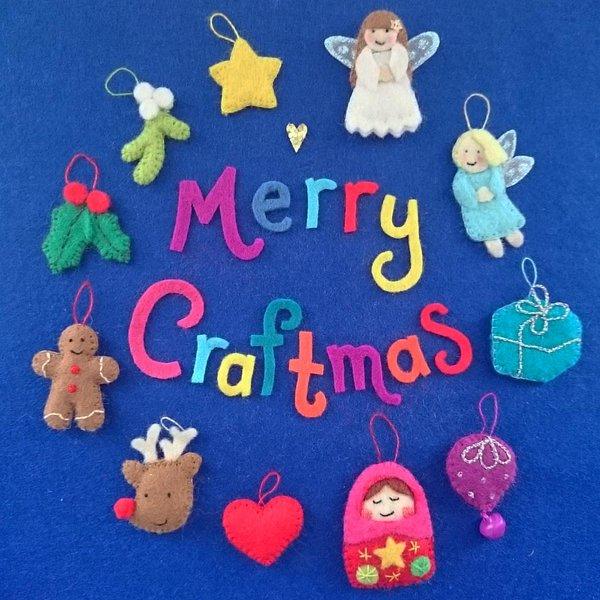 merry craftmas buy handmade