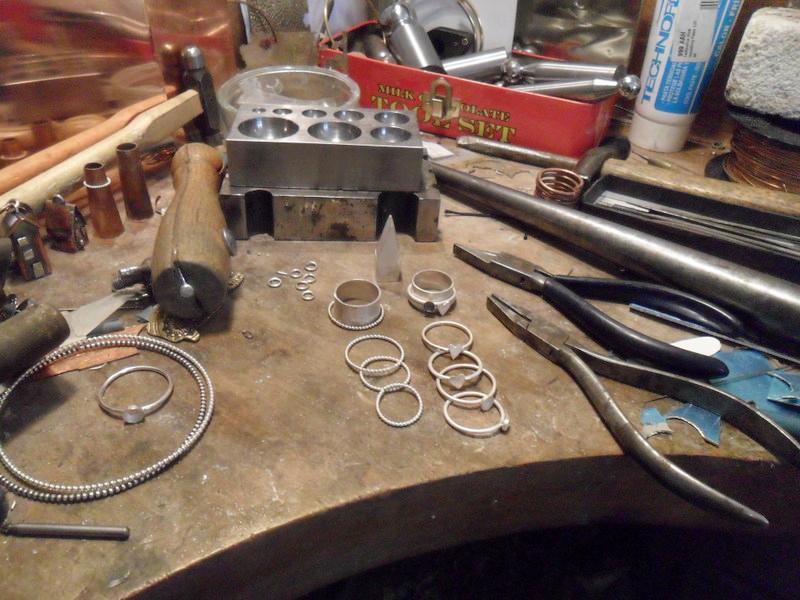jo walker, studio jeweller, handmade jewellery
