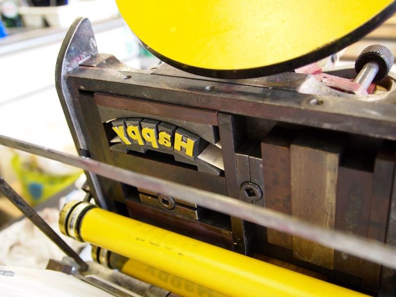 Letterpress printing, Smallprint Company