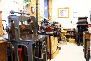 The Smallprint Company – custodians of the letterpress