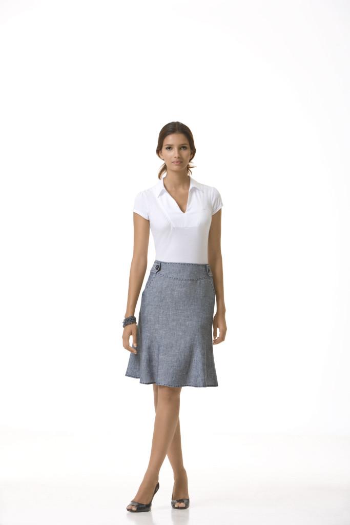 2451 simplicity skirt