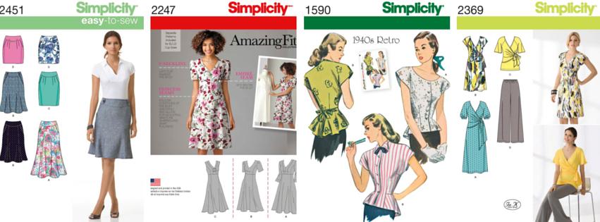 may martin edit simplicity sewing patterns