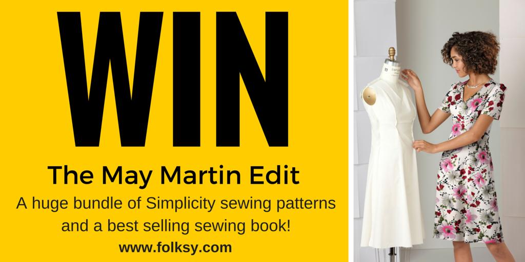 may martin sewing patterns