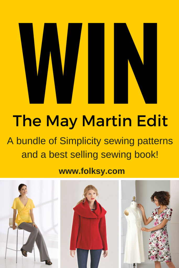 free sewing patterns to win