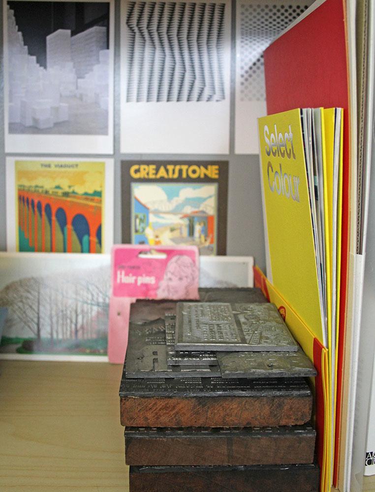Alison McIntyre studio