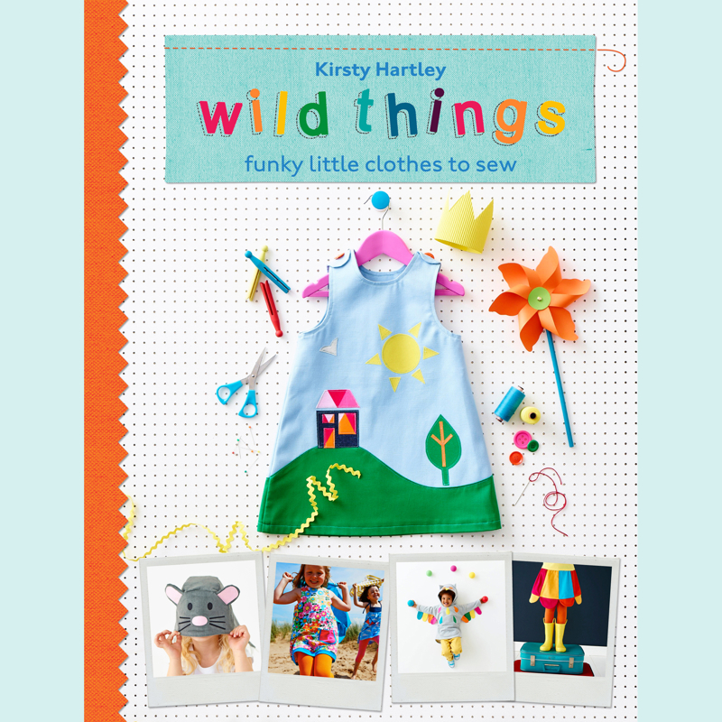 Wild Things Sewing Book