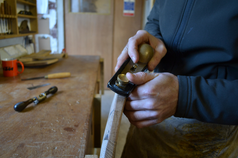 Clachan Wood, Scottish artisan and furniture maker