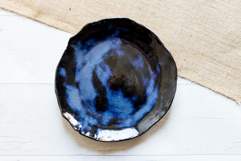 Kara Leigh Ford, ceramic plate, devon